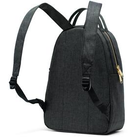 Herschel Nova Small Backpack 14l black crosshatch